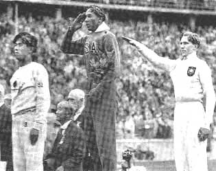 Jigoro Kano at 1936 Olympics