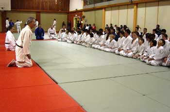 mokuso The Quest for the Perfect Judo Floor